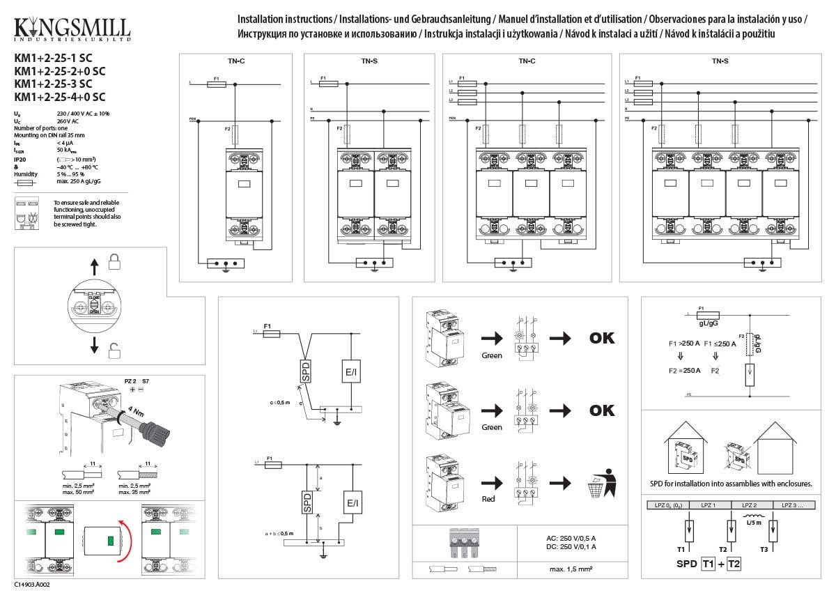 C14921 SPD Installation Guide
