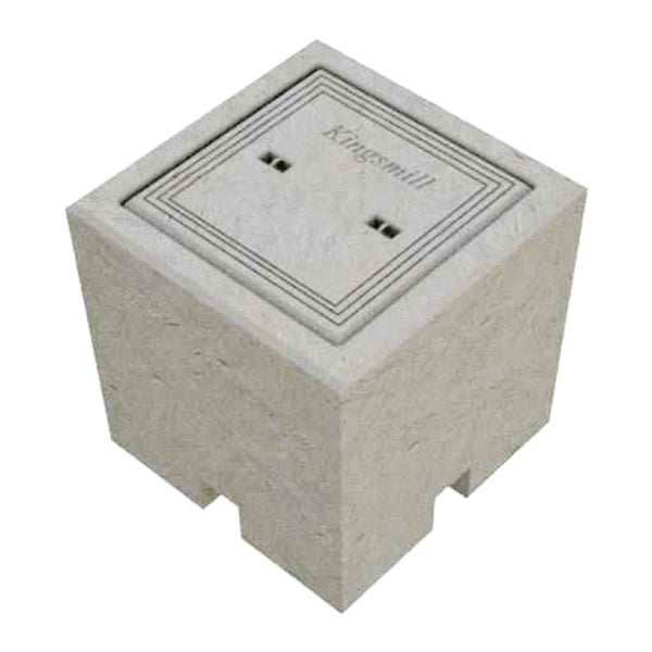Concrete Inspection Pit 500x500