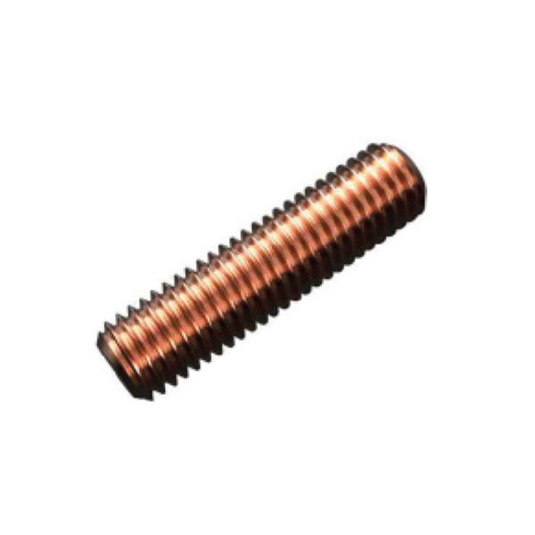 Coupling Dowel Solid Copper Earth Rods