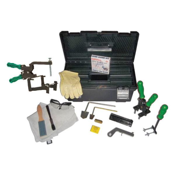 Exothermic welding toolkit