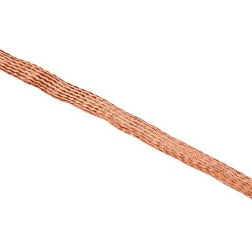 Flexible-flat-copper-braids