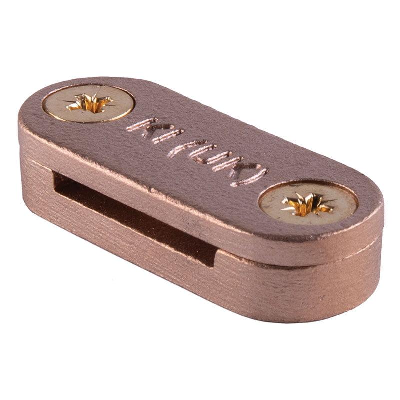Heavy Duty Metallic DC Clips Flat conductor MDC253 copper