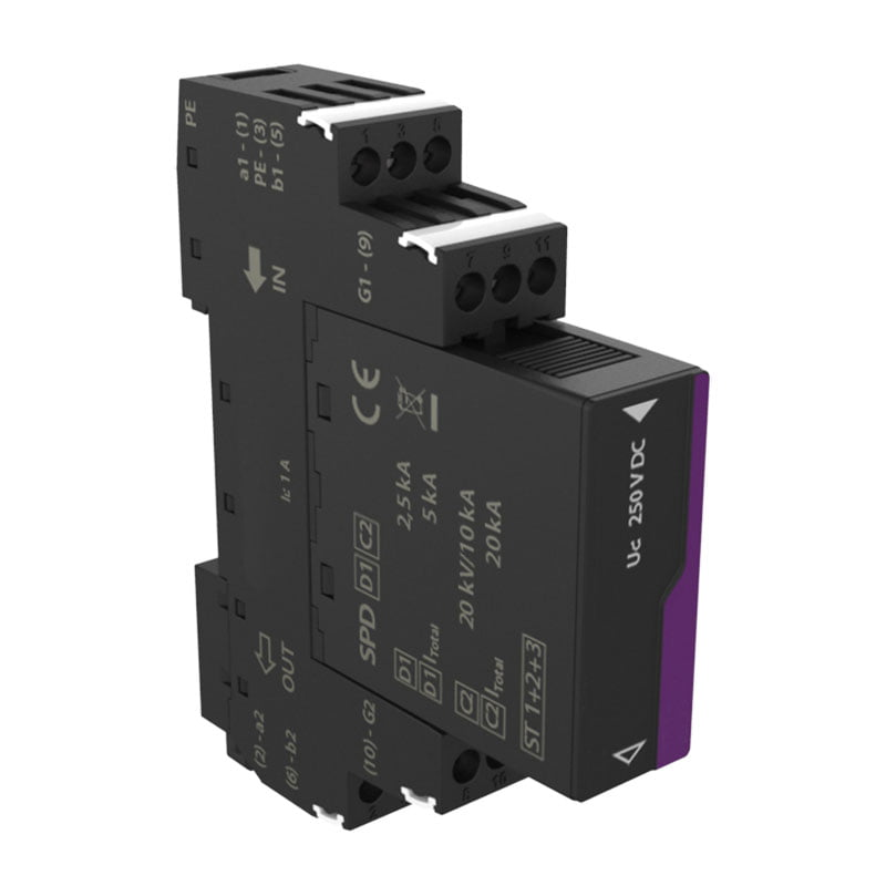 KM-BDG-230-V/1-FR1