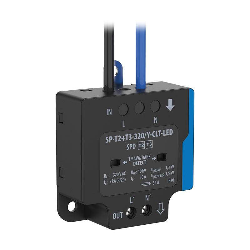 KM-SP-T2-T3-320/Y-CLT-LED