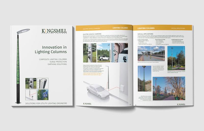 Kingsmill Lighting catalogue