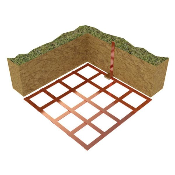 Lattice Copper Earth Mats b