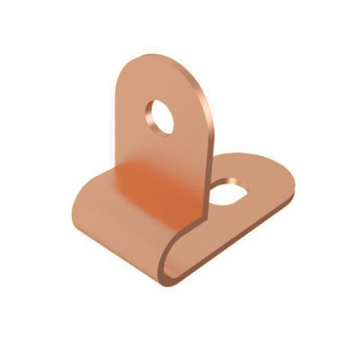 One Hole Cable Clips Circular conductor