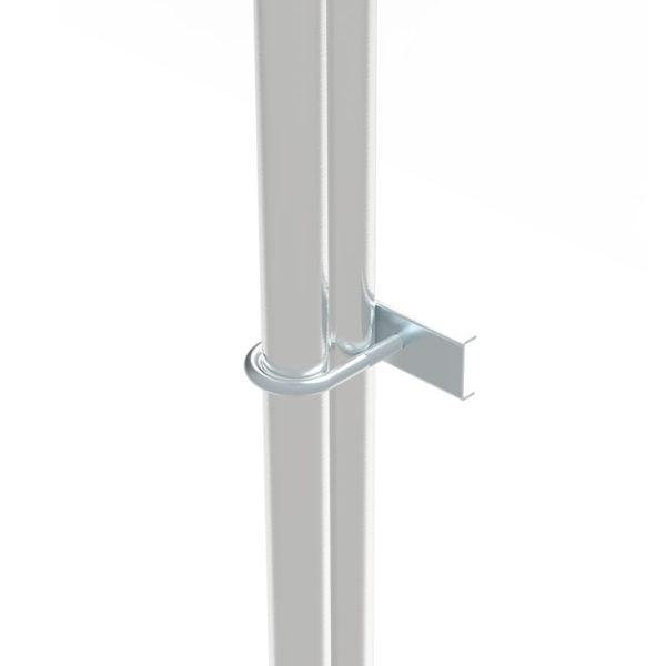 Pipe Handrail Bracket for Air Terminal Interception Mast b