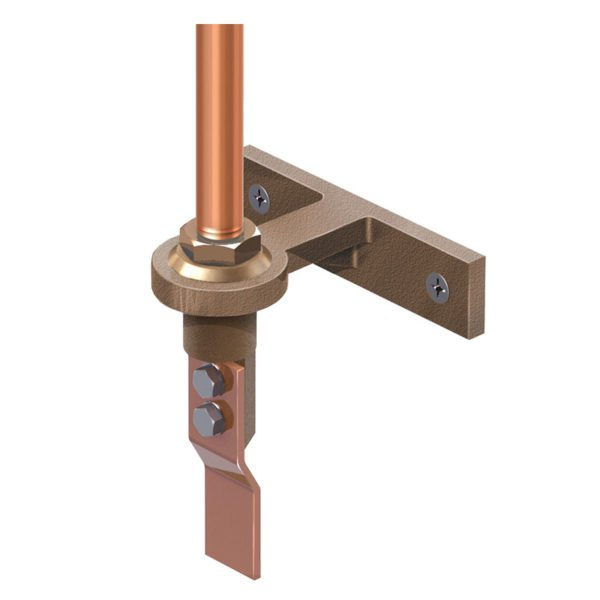 Rod to Tape Coupler with side mounted bracket