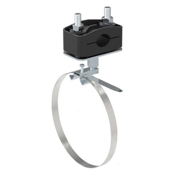 Single Pipe Handrail Bracket with holder