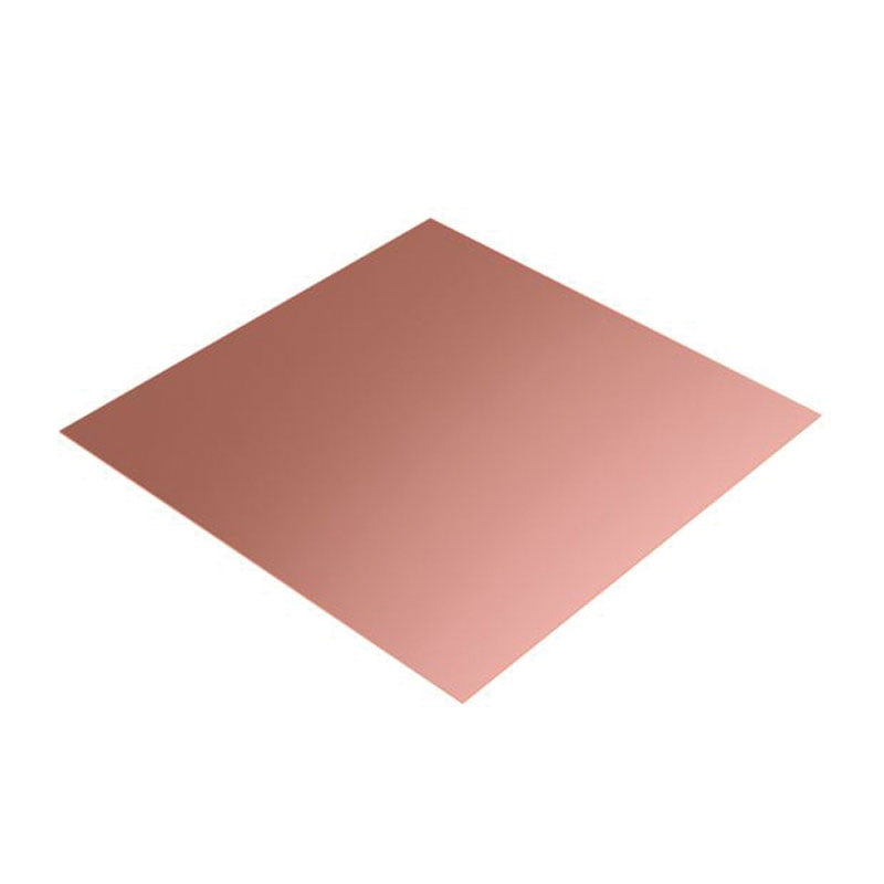 Solid Copper Plates