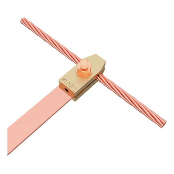 Test Clamps Flat to circular conductor b