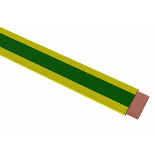 Kingsmill copper tape green yellow covered