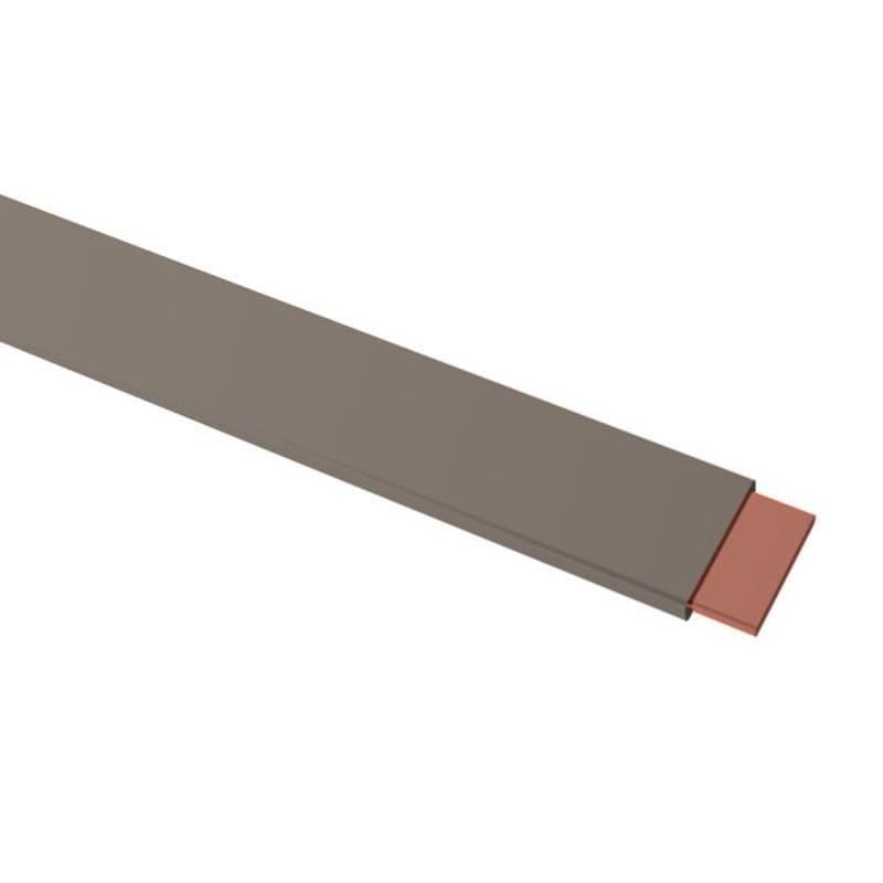 Kingsmill copper tape lead covered