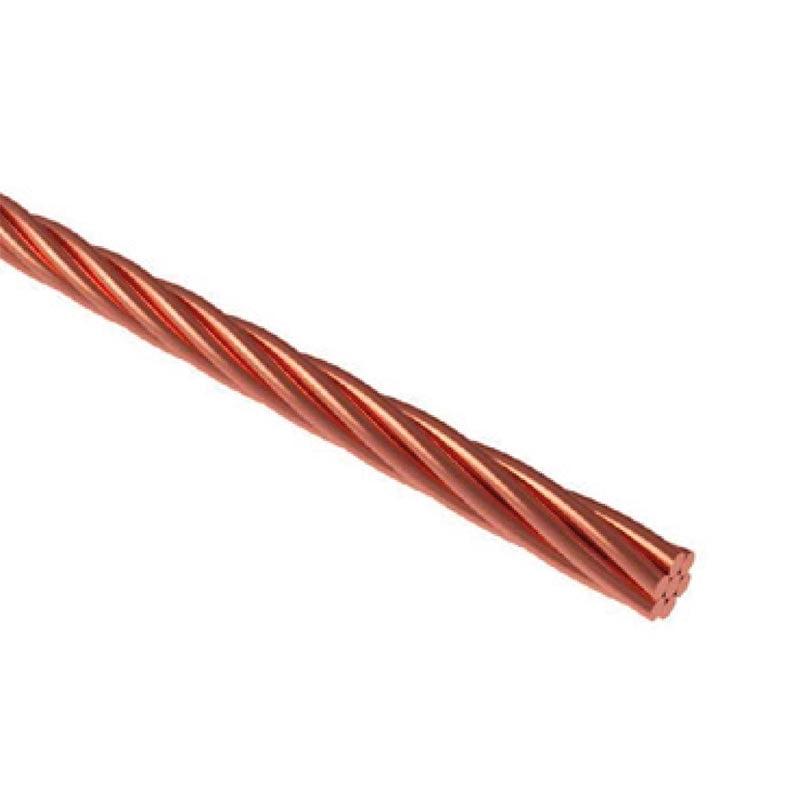 kingsmill earthing bare stranded copper cable