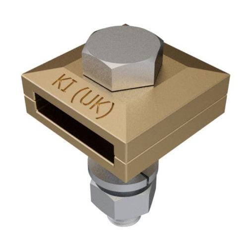 kingsmill earthing rwp bond pipe work