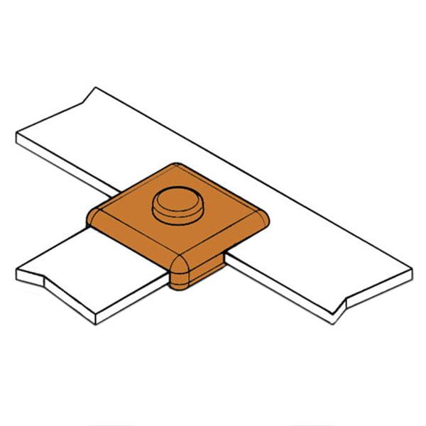 kingsweld horizontal bar-to-bar connection bb-14