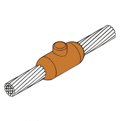 kingsweld horizontal cable-to-cable connection cc-1